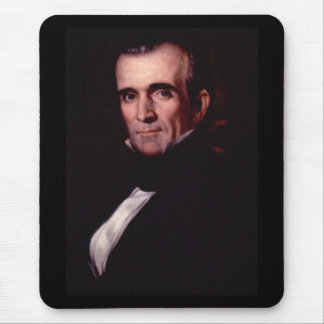 11mo los E.E.U.U. presidente de James K. Polk Tapete De Ratón