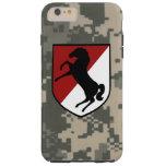 11mo Regimiento de caballería acorazada - Funda Resistente iPhone 6 Plus