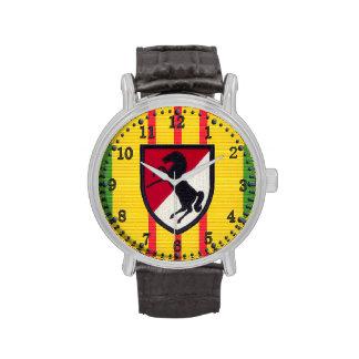 11mo Reloj de la caballería acorazada VSM