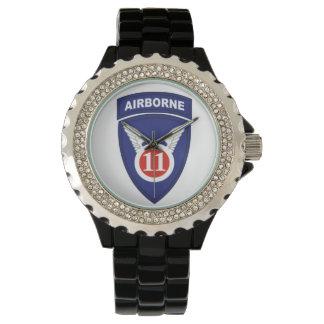 11mo Reloj de la división aerotransportada