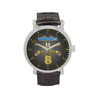 11mo Rifles cruzados ACR, reloj del CIB y del