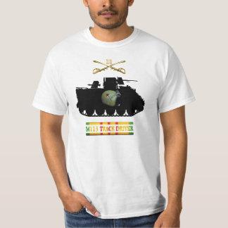 11mo Sables del ACR y la camisa del conductor de l
