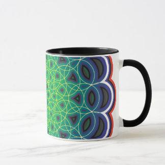 11n8b Digital Doodle Mug