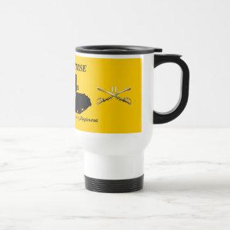11th ACR M551 Sheridan & Crossed Sabers Mug