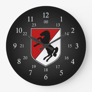 11th ACR Patch 24 Hour Wallclock