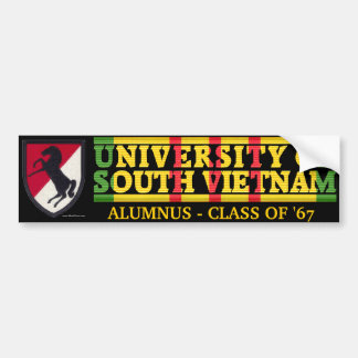 11th ACR - U of South Vietnam Alumnus Sticker