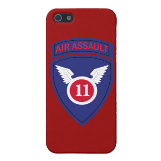 11th Air Assault Division Case For iPhone SE/5/5s