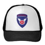 11th Air Assault Division Mesh Hats