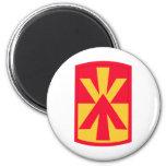 11th Air Defense Artillery Brigade Insignia Magnet