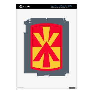 11th Air Defense Artillery Brigade iPad 3 Skins