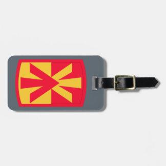 11th Air Defense Artillery Brigade Tag For Luggage