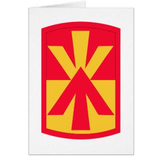 11th Air Defense Artillery Card