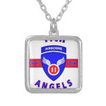 """11TH AIRBORNE DIVISION """"ANGELS"""" CUSTOM JEWELRY"""