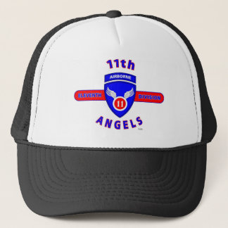 "11TH AIRBORNE DIVISION ""ANGELS"" TRUCKER HAT"