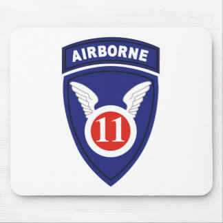 11th Airborne division Mouse Pad