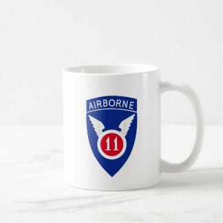 11th Airborne Division Classic White Coffee Mug