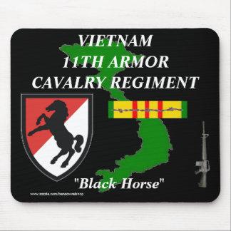 11th Armor Cav Vietnam Mousepad 2/b