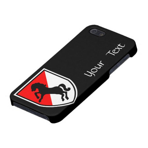 11th ARMOR CAVALRY REGIMENT iPhone 5 Covers