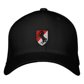 11th Armored Cavalry Embroidered Baseball Hat