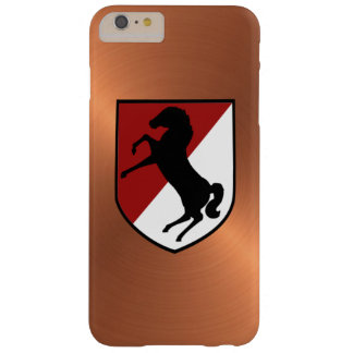 11th Armored Cavalry Regiment -Blackhorse Regiment Barely There iPhone 6 Plus Case