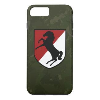11th Armored Cavalry Regiment -Blackhorse Regiment iPhone 8 Plus/7 Plus Case