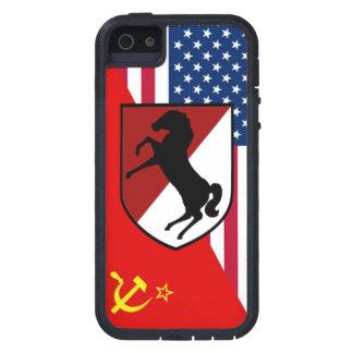 11th Armored Cavalry Regiment -Blackhorse Regiment iPhone SE/5/5s Case