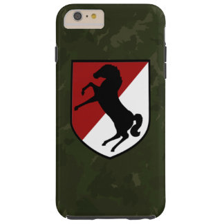 11th Armored Cavalry Regiment -Blackhorse Regiment Tough iPhone 6 Plus Case