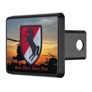 11th Armored Cavalry Regiment OPFOR Veterans Vets Hitch Cover