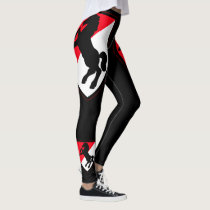 11th Armored Cavalry Regiment USA Leggings