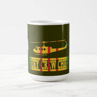 11th Armored Cavalry Regt UH-1 Huey Crew Chief Mug