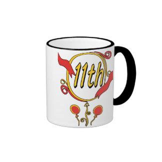 11th Birthday Gifts Mug