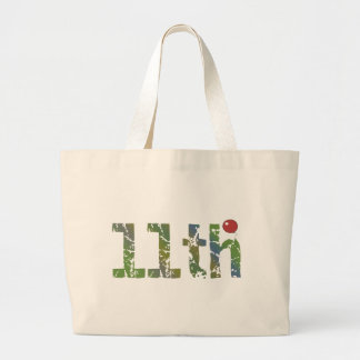 11th Birthday Party Gifts Canvas Bag