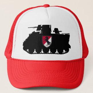 "11th Cavalry ""Blackhorse"" ACAV Hat"