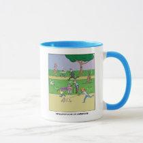 11th Day of Christmas (11 Pipers Piping) Mug
