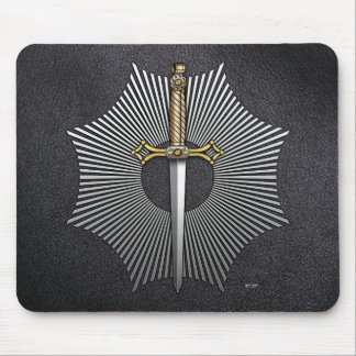 11th Degree: Sublime Master Elected Mousepad