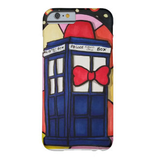 11th Doctor Tribute Barely There iPhone 6 Case