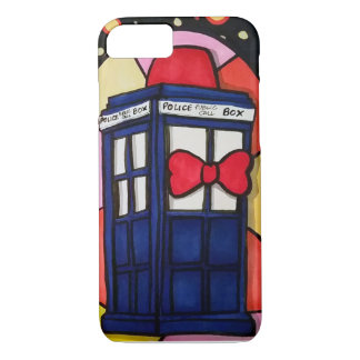 11th Doctor Tribute iPhone 8/7 Case