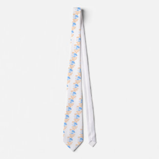 11th February - Don't Cry Over Spilled Milk Day Neck Tie