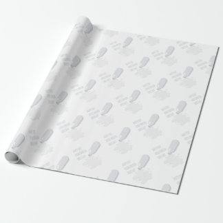 11th February - Don't Cry Over Spilled Milk Day Wrapping Paper