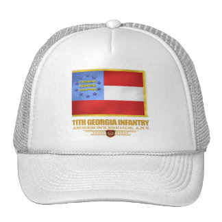 11th Georgia Infantry Trucker Hat