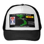 "11th Light Infantry Br ""Jungle Warriors"" Ball Caps Hats"
