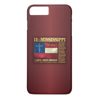 11th Mississippi Infantry (BA2) iPhone 8 Plus/7 Plus Case