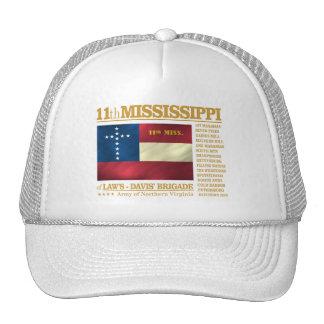 11th Mississippi Infantry (BA2) Trucker Hat