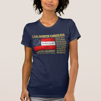 11th North Carolina Infantry (BA2) T-Shirt