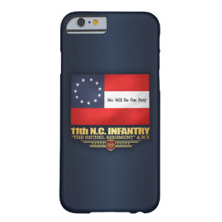 11th North Carolina Infantry Barely There iPhone 6 Case