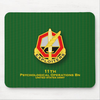 11th Psychological Operations Bn DUI Mouse Pads