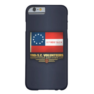 11th South Carolina Volunteer Infantry Barely There iPhone 6 Case