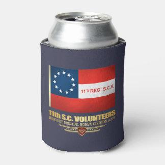 11th South Carolina Volunteer Infantry Can Cooler