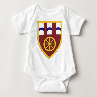 11th Trasportation Command Baby Bodysuit