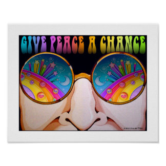 11X14 POSTER, ARCHIVAL PRINT - SHADES OF SIXTIES
